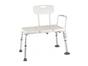 1110 Transfer Bench II Plastic Seat SWL130kg