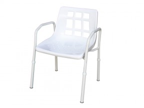 1311 Shower Chair with Arms SWL 175kg
