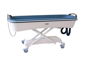 Shower Trolley Electric Howard Wright Pacific Swl 200kg