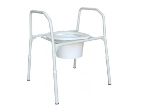 1760AL Over Toilet Frame Extra Care Aluminium 510mm SWL 150kg