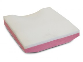 9332 Cushion Sacral Cut out Foam 460 x 460 x 100mm